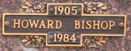 BISHOP, HOWARD - Maricopa County, Arizona   HOWARD BISHOP - Arizona Gravestone Photos