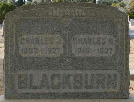BLACKBURN, CHARLES W. - Maricopa County, Arizona | CHARLES W. BLACKBURN - Arizona Gravestone Photos