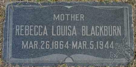 BLACKBURN, REBECCA LOUISA - Maricopa County, Arizona | REBECCA LOUISA BLACKBURN - Arizona Gravestone Photos
