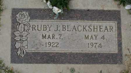 BLACKSHEAR, RUBY J. - Maricopa County, Arizona | RUBY J. BLACKSHEAR - Arizona Gravestone Photos