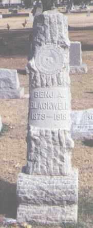 BLACKWELL, BENJAMIN A. - Maricopa County, Arizona | BENJAMIN A. BLACKWELL - Arizona Gravestone Photos