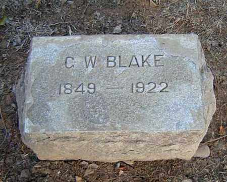 BLAKE, GEORGE W. - Maricopa County, Arizona | GEORGE W. BLAKE - Arizona Gravestone Photos