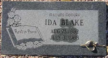 BLAKE, IDA - Maricopa County, Arizona | IDA BLAKE - Arizona Gravestone Photos