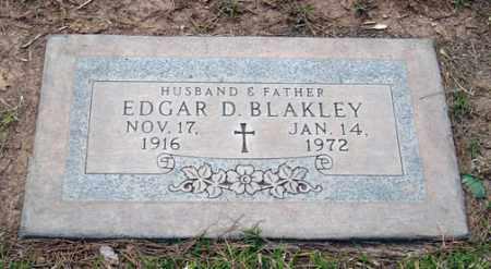 BLAKLEY, EDGAR DOYEL - Maricopa County, Arizona | EDGAR DOYEL BLAKLEY - Arizona Gravestone Photos