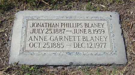 BLANEY, ANNE - Maricopa County, Arizona | ANNE BLANEY - Arizona Gravestone Photos