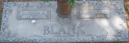 BLANK, CATHERINE J. - Maricopa County, Arizona | CATHERINE J. BLANK - Arizona Gravestone Photos