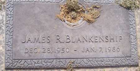 BLANKENSHIP, JAMES R. - Maricopa County, Arizona | JAMES R. BLANKENSHIP - Arizona Gravestone Photos