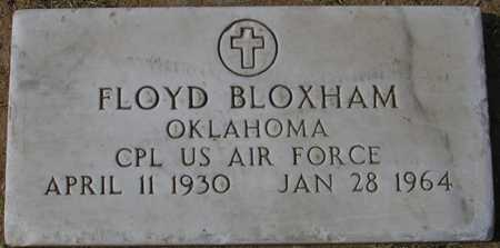 BLOXHAM, FLOYD - Maricopa County, Arizona | FLOYD BLOXHAM - Arizona Gravestone Photos