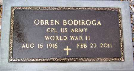 BODIROGA, OBREN - Maricopa County, Arizona | OBREN BODIROGA - Arizona Gravestone Photos