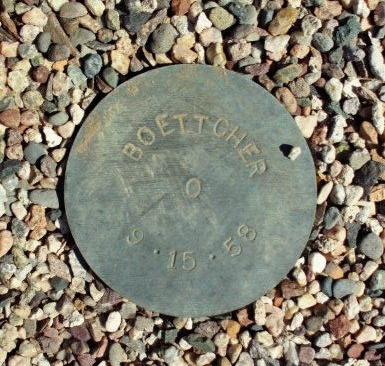 BOETTCHER, UNNAMED - Maricopa County, Arizona | UNNAMED BOETTCHER - Arizona Gravestone Photos
