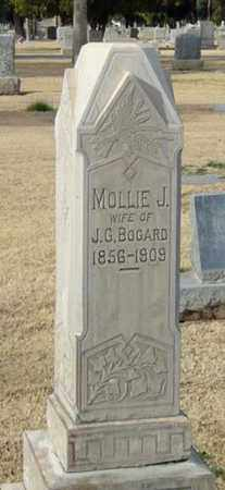 "BOGARD, MARY JANE ""MOLLIE"" - Maricopa County, Arizona 