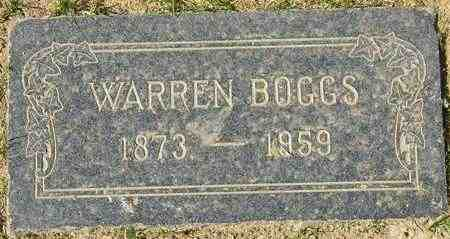 BOGGS, WARREN - Maricopa County, Arizona | WARREN BOGGS - Arizona Gravestone Photos