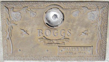 BOGGS, WALTER LEE - Maricopa County, Arizona | WALTER LEE BOGGS - Arizona Gravestone Photos