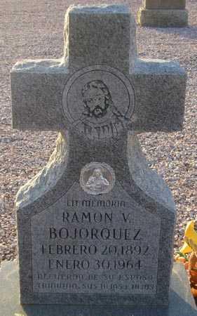 BOJORQUEZ, RAMON V. - Maricopa County, Arizona | RAMON V. BOJORQUEZ - Arizona Gravestone Photos