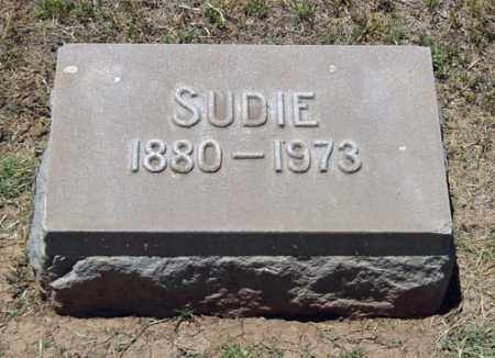 "CAVNESS BONE, SARAH SUSAN ""SUDIE"" - Maricopa County, Arizona | SARAH SUSAN ""SUDIE"" CAVNESS BONE - Arizona Gravestone Photos"