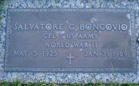 BONGOVIO, SALVATORE G. - Maricopa County, Arizona | SALVATORE G. BONGOVIO - Arizona Gravestone Photos
