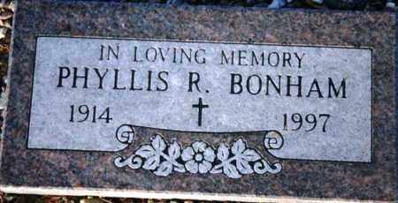 SWEARINGEN BONHAM, PHYLLIS RUTH - Maricopa County, Arizona | PHYLLIS RUTH SWEARINGEN BONHAM - Arizona Gravestone Photos