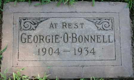 BATE BONNELL, GEORGIE OTTO - Maricopa County, Arizona | GEORGIE OTTO BATE BONNELL - Arizona Gravestone Photos