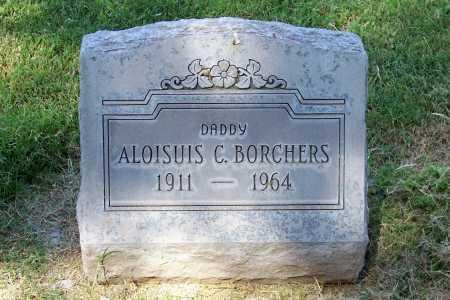 BORCHERS, ALOISUIS C. - Maricopa County, Arizona   ALOISUIS C. BORCHERS - Arizona Gravestone Photos