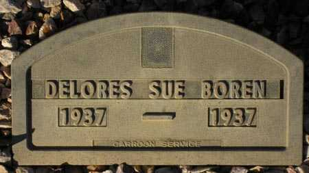 BOREN, DELORES SUE - Maricopa County, Arizona | DELORES SUE BOREN - Arizona Gravestone Photos