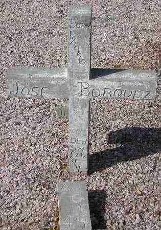 BORQUEZ, JOSE - Maricopa County, Arizona | JOSE BORQUEZ - Arizona Gravestone Photos