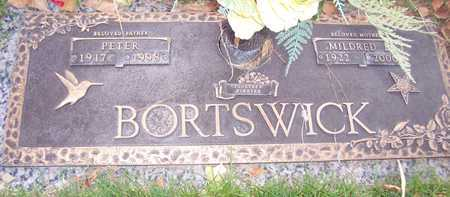 BORTSWICK, MILDRED - Maricopa County, Arizona   MILDRED BORTSWICK - Arizona Gravestone Photos