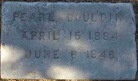 BOULDIN, PEARL - Maricopa County, Arizona   PEARL BOULDIN - Arizona Gravestone Photos