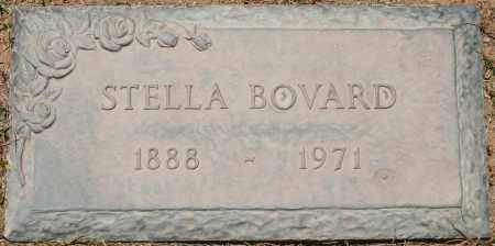 BOVARD, STELLA - Maricopa County, Arizona   STELLA BOVARD - Arizona Gravestone Photos