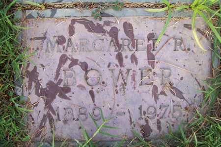 BOWER, MARGARET R. - Maricopa County, Arizona | MARGARET R. BOWER - Arizona Gravestone Photos