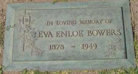WHEELER BOWERS, EVA ENLOE - Maricopa County, Arizona | EVA ENLOE WHEELER BOWERS - Arizona Gravestone Photos