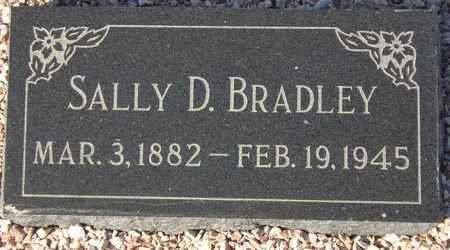 BRADLEY, SALLY D. - Maricopa County, Arizona | SALLY D. BRADLEY - Arizona Gravestone Photos