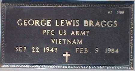 BRAGGS, GEORGE LEWIS - Maricopa County, Arizona | GEORGE LEWIS BRAGGS - Arizona Gravestone Photos