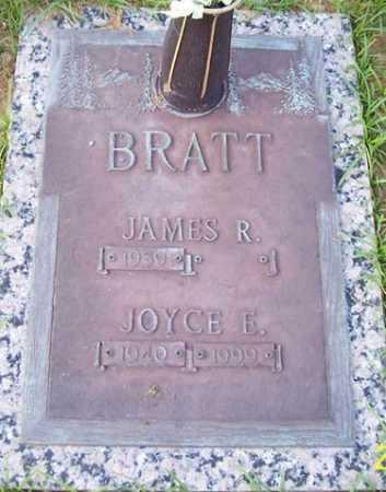 BRATT, JOYCE E. - Maricopa County, Arizona | JOYCE E. BRATT - Arizona Gravestone Photos