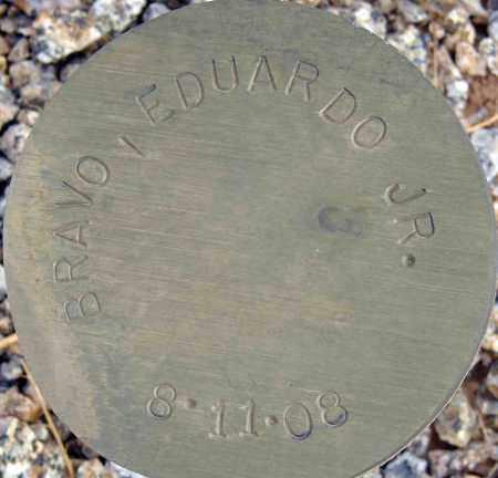 BRAVO, EDUARDO JR. - Maricopa County, Arizona | EDUARDO JR. BRAVO - Arizona Gravestone Photos