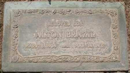 BRAZIL, ALTON - Maricopa County, Arizona | ALTON BRAZIL - Arizona Gravestone Photos