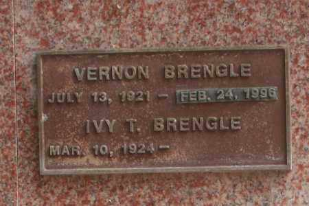 BRENGLE, IVY T. - Maricopa County, Arizona | IVY T. BRENGLE - Arizona Gravestone Photos