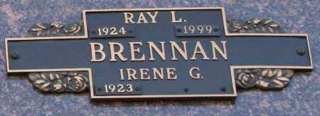 BRENNAN, IRENE G - Maricopa County, Arizona | IRENE G BRENNAN - Arizona Gravestone Photos