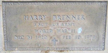 BRENNER, HARRY - Maricopa County, Arizona   HARRY BRENNER - Arizona Gravestone Photos