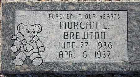 BREWTON, MORGAN L. - Maricopa County, Arizona | MORGAN L. BREWTON - Arizona Gravestone Photos