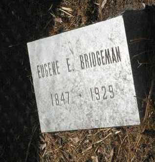 BRIDGEMAN, EUGENE E - Maricopa County, Arizona | EUGENE E BRIDGEMAN - Arizona Gravestone Photos