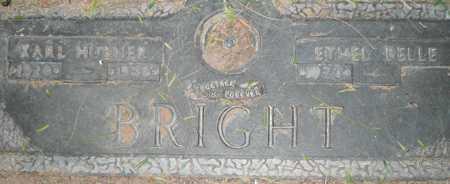 BRIGHT, KARL HUBNER - Maricopa County, Arizona | KARL HUBNER BRIGHT - Arizona Gravestone Photos