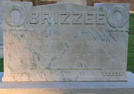 BRIZZEE, ANN LONG - Maricopa County, Arizona | ANN LONG BRIZZEE - Arizona Gravestone Photos