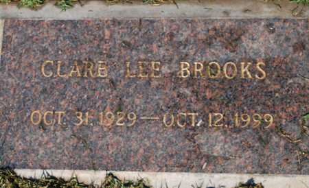 BROOKS, CLARE LEE - Maricopa County, Arizona | CLARE LEE BROOKS - Arizona Gravestone Photos