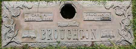 BROUGHTON, CARL A - Maricopa County, Arizona | CARL A BROUGHTON - Arizona Gravestone Photos