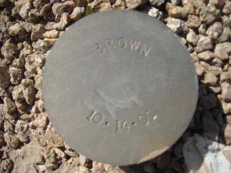 BROWN, BABY OR CHILD - Maricopa County, Arizona | BABY OR CHILD BROWN - Arizona Gravestone Photos