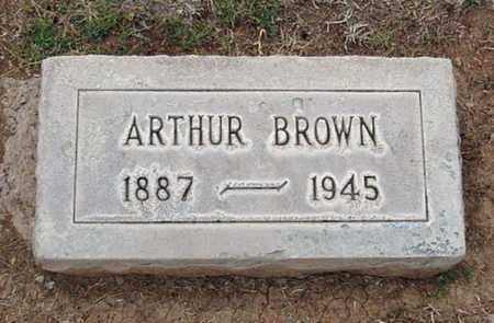 BROWN, ARTHUR - Maricopa County, Arizona | ARTHUR BROWN - Arizona Gravestone Photos