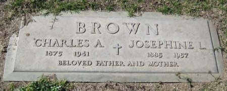BROWN, JOSEPHINE L - Maricopa County, Arizona   JOSEPHINE L BROWN - Arizona Gravestone Photos