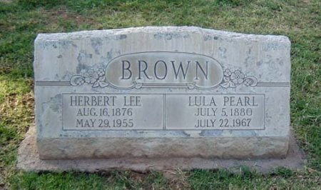 BROWN, HERBERT LEE - Maricopa County, Arizona | HERBERT LEE BROWN - Arizona Gravestone Photos