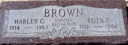 BROWN, HARLEY C. - Maricopa County, Arizona | HARLEY C. BROWN - Arizona Gravestone Photos