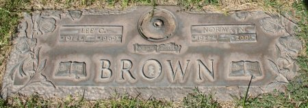 BROWN, NORMA N - Maricopa County, Arizona | NORMA N BROWN - Arizona Gravestone Photos